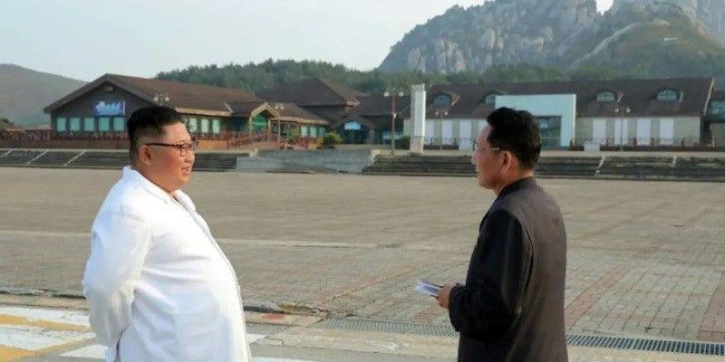 Korea Utara Siap Bangun Kembali Resor Wisata Gunung Kumgang, Simbol Pemersatu Dua Korea