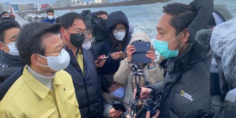 Tiga ABK WNI Hilang dalam Kecelakaan di Pulau Jeju