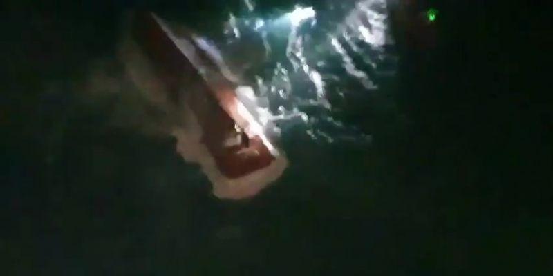 """Ini Detik-detik Kecelakaan Kapal Ikan """"32 Myeong Minho"""""""