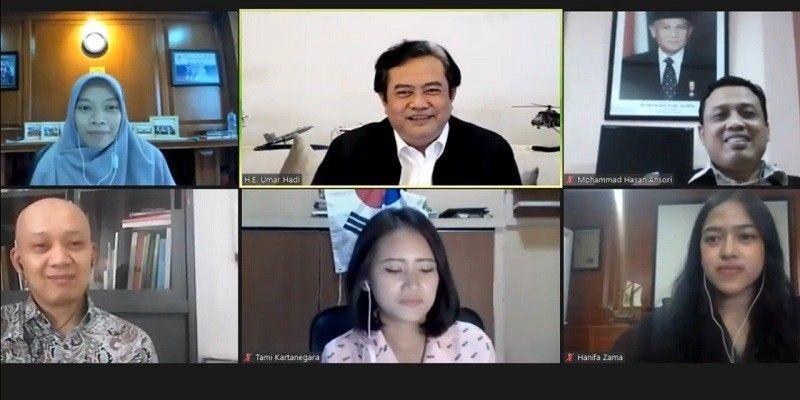 Tiga Alasan Indonesia Dan Korea Selatan Jalin Special Strategic Partnership