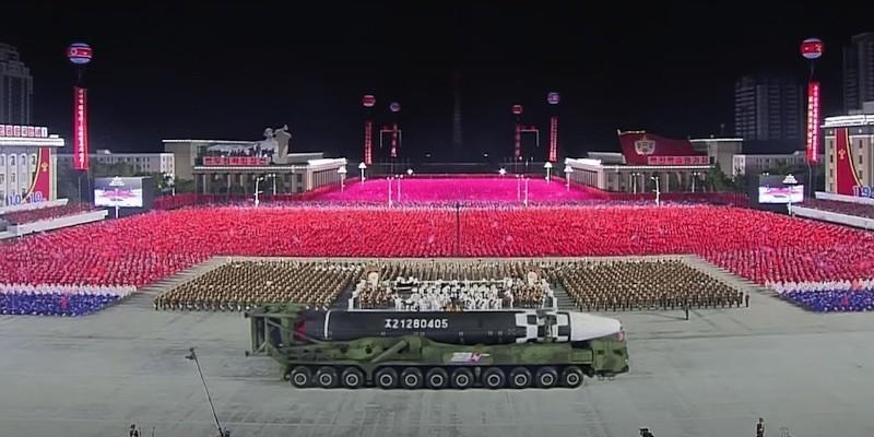 Korsel Temukan Tanda-tanda Korut Gelar Parade Militer Di Lapangan Kim Il Sung