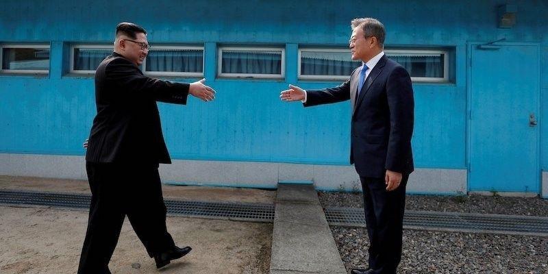 Presiden Moon Ingin Tuntaskan Pembicaraan Damai dengan Kim Jong Un