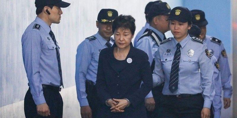 Park Geun-hye Divonis 20 Tahun Penjara oleh MA